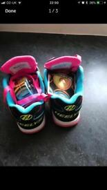 Brand new heelys size 2 size 5 available too