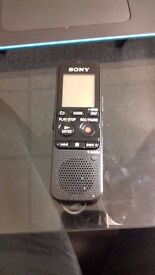 Sony dictation machine - Great condition ***£40 ONO***