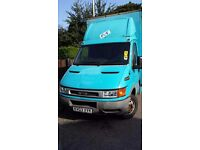 Iveco Ford Daily Truck