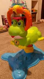 V-Tech Bounce and Sing Frog (1-3yrs)