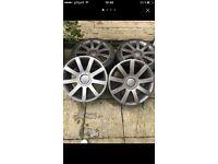 "Audi 18"" wheels"