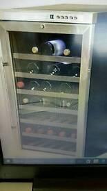 Hostess Silver Wine Cooler 40 bottles