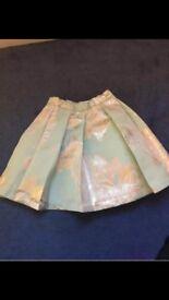Girls ted baker skirt