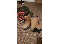 Brand new Nitro snowboard boots