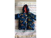 Boy's coat from Next age 2-3