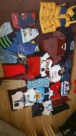 Boys 3-4yr old clothing in excellent condition