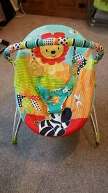 Brightstarts baby bouncer