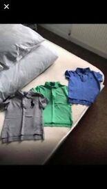 Ralph Lauren polo tops