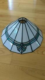 Lampshade tiffany style