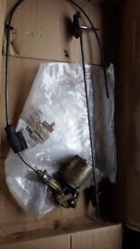 Land rover Defender wiper motor