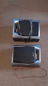 Sharp C621 speakers- great immersive sound