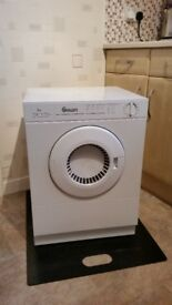 Swan 3kg tumble dryer like brand new no pipes needed can deliver for a small charge