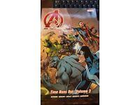 Avengers Hickman Time runs out vol 2
