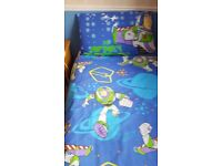 Toy story 3 bedding and matching accessories