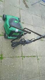 Lawnmower used