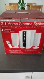 Duraband 2.1 channel home cinema system
