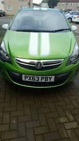 Vauxhall corsa sting