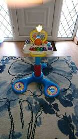 Vtech Sit To Stand Musical Activity Centre