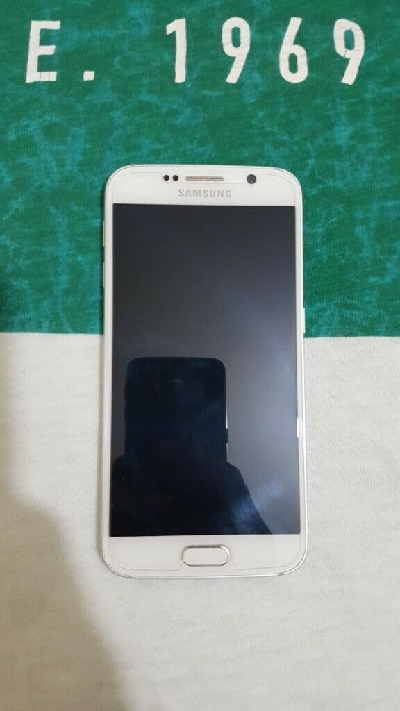 Samsung Galaxy S6 (SM-G920F) 32GB UNLOCKED  Perfect Working Order  | in  Southampton, Hampshire | Gumtree