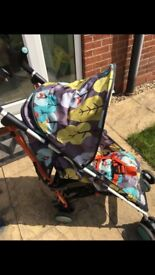 Cosatto push chair perfect condition
