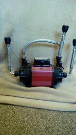 Grundfos Twin Impeller Shower Pump