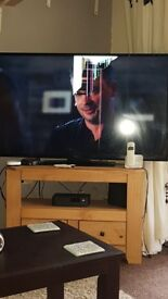 Broken 50 inch HD SMART TV