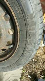 Michelin trye
