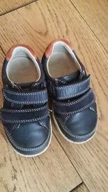 Clarks boys shoes size 4.5F