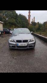 320D M SPORT BMW 3 SERIES LCI MODEL 2009