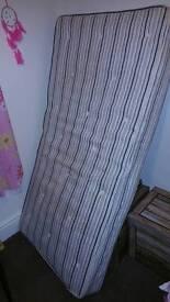 3/4 single mattress