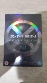Xmen collection 8 dvd