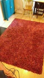A beautiful Ikea Persby rug for sale