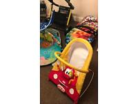 Cosy Coupe Baby Bouncer