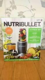 Nutribullet Magic Bullet NEW 12 Piece Set