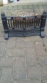 """16 """" Iron Fire Basket/ Fire Grate"""
