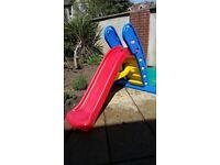 kids giant slide - 'Little Tikes'