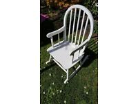 Children's rocking chair (needs an uplift!)
