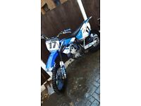 Yamaha yzf250, swaps or cash will px! yzf 250, not rm, rmz , kx , kxf , ktm , cr , crf ,