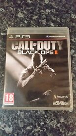 Call of duty black ops 2 playstation 3 game