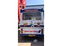 Ice cream van (Gibson) £5600 Ono