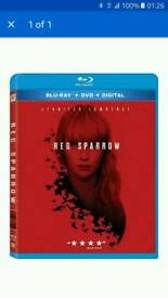 Red sparrow blu-ray COPY