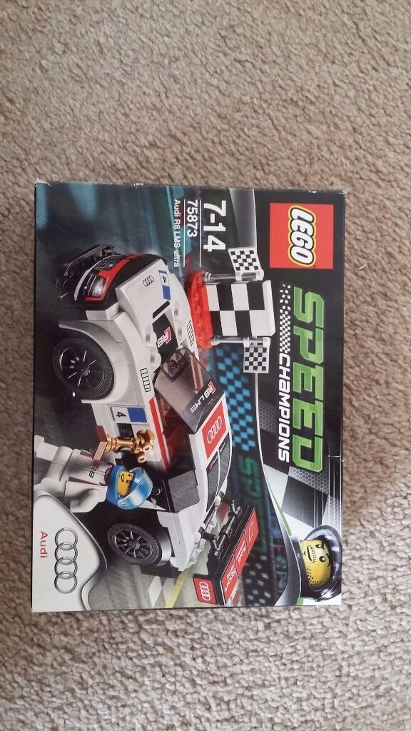 Lego Speed Champions Audi R8 Lms Ultra 75873 In Bournemouth
