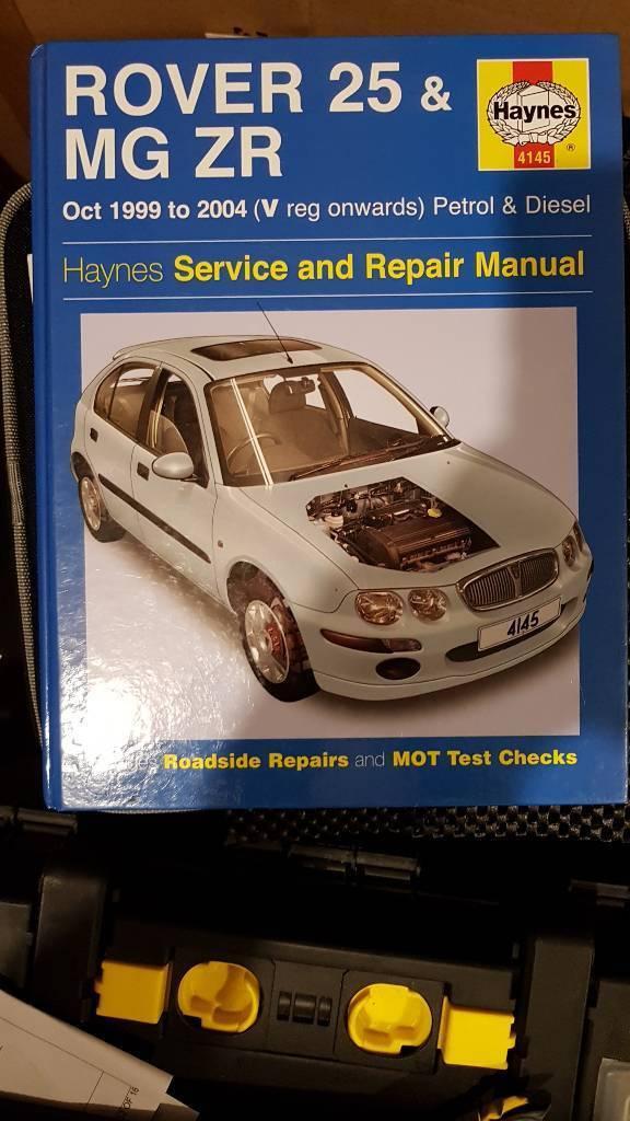 HAYNES ROVER 25 SERVICE MANUAL
