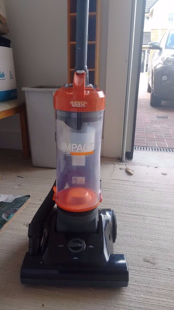 Vax Impact U85 I3 RE Plus Reach Bagless Upright Vacuum Cleanerin Stenhousemuir, FalkirkGumtree - In excellent condition only used once all accessories included. HEPA filter. Length of hose 1.3m. Hose stretches up to 1.3m. Capacity of dustbin 3.5 litres. Includes crevice nozzle, upholstery nozzle, dusting brush and combination floor nozzle