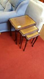 coffee table nest of 3 tcl 11426