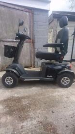 Galaxy plus mobility scooter