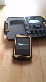 TOUGHGEAR TITAN RUGGED SMART TABLET WIFI AND 3G CELULAR EXCELLENT CONDITION