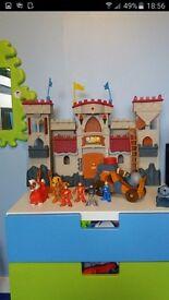 imaginex castle and accessories