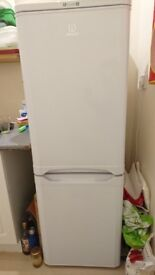 Indesit fridge freezer model NCAA 55 class A+