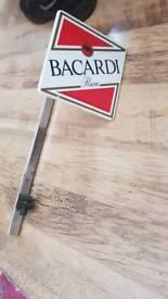 Bacardi bar optic